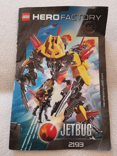 Lego Hero factory 2193 klocki Lego