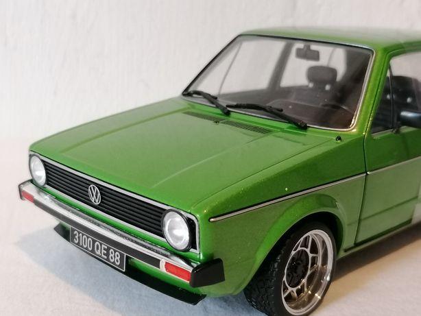 Volkswagen Golf mk1 Ats german style 1:18
