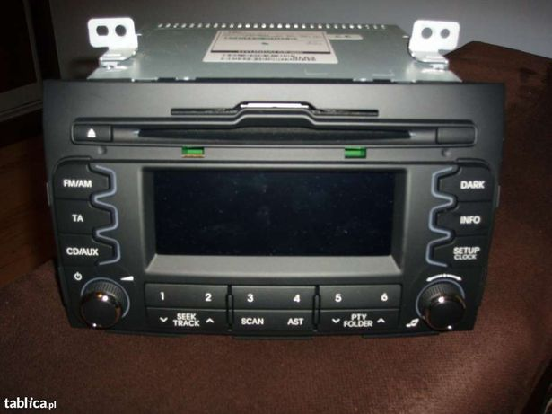 Radio CD Hyundai