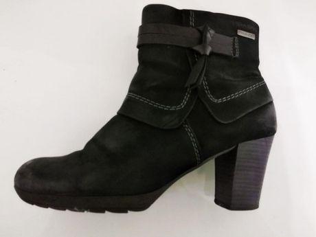 Ботинки натуральная кожа фирмы Tomaris