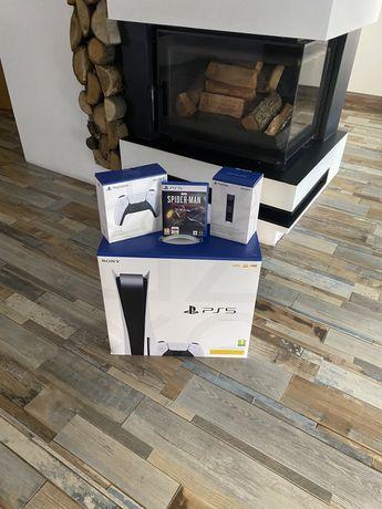 PlayStation Ps 5 Zestaw Gracza! Zam Ps 3 Ps 4 Xbox 360 One S Switch!