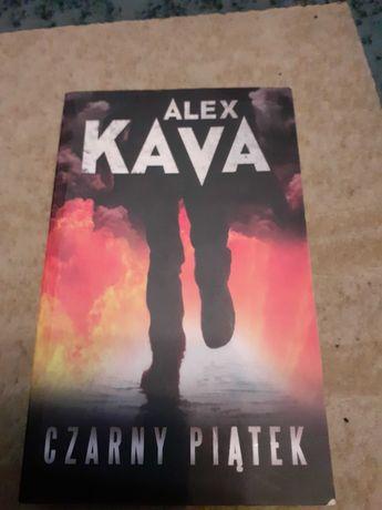 Czarny piątek Alex Kava