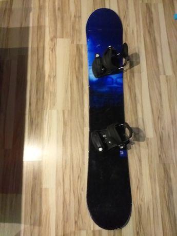 Deska snowboardowa K2 158cm z wiązaniami
