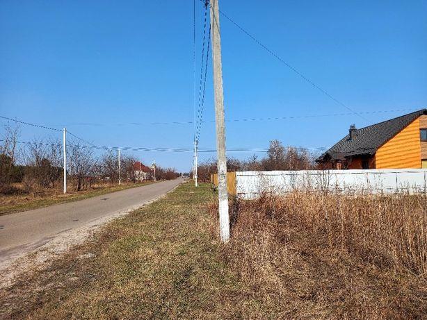 """Рожевка - РОСКОШНОЕ место - 25 км от м.""""Лесная""""! КРАСИВО и тихо"""