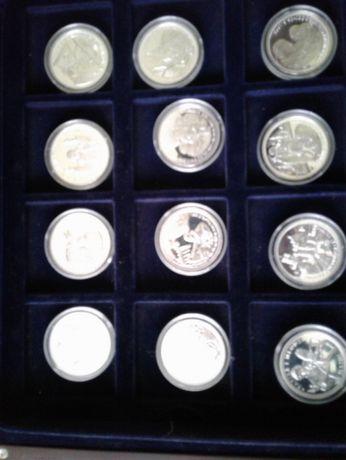 Monety kolekcjonerskie, numizmaty Jan Paweł II