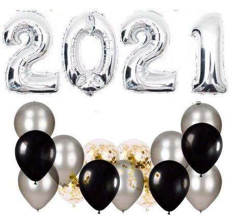 Фольгированный шар цифра шарик из фольги воздушный День Рождения 70 см