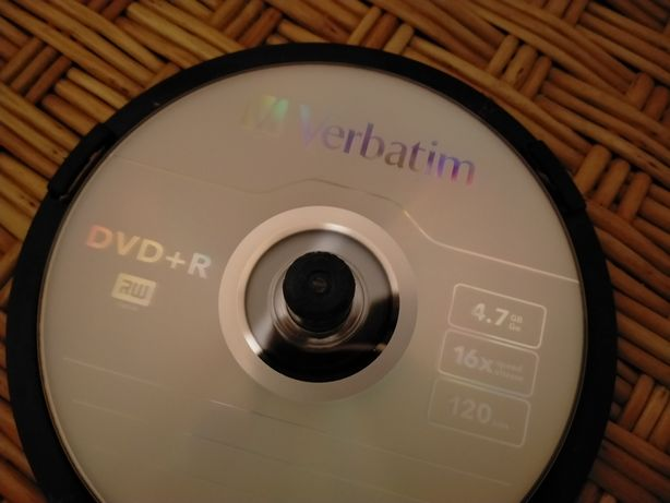 DVD-R не пользованные