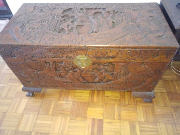 Arca de cânfora original