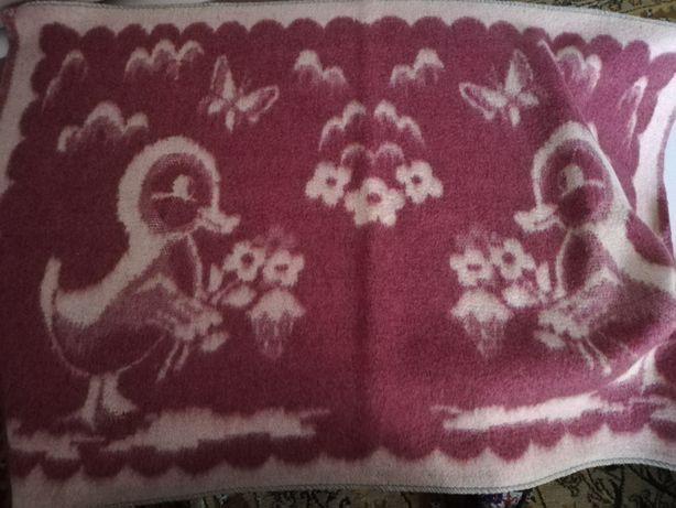 Детские тёплые  одеяла