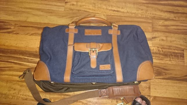 Фирменная сумка Range Rover