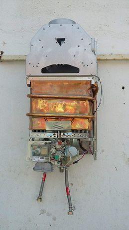 Reparação Alteração de esquentadores e fogões