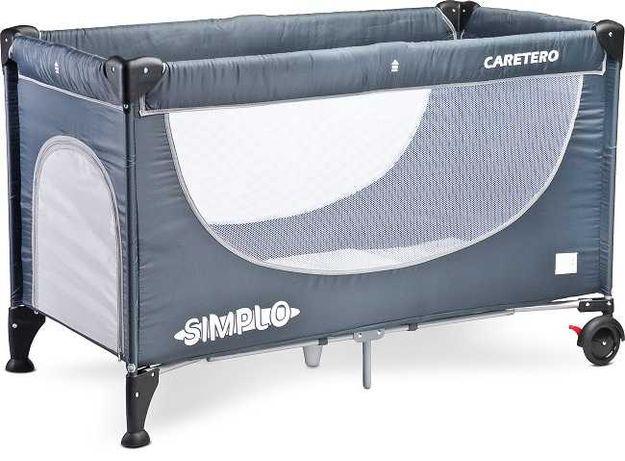 Манеж-кровать Caretero Simplo. Отличное состояние!