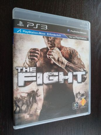 Gra PS3 The Fight | Zobacz u mnie Playstation, Move, LEGO, GTA, NFS