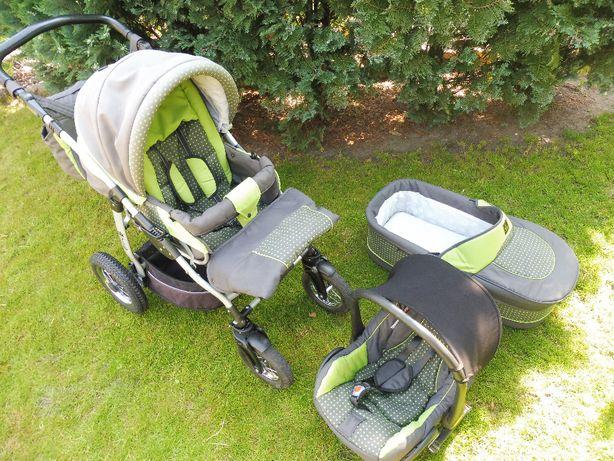 Wózek dziecięcy Jedo Fyn 3w1
