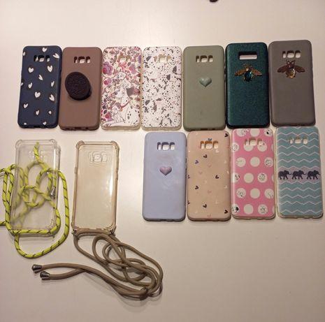 S8plus capas usadas