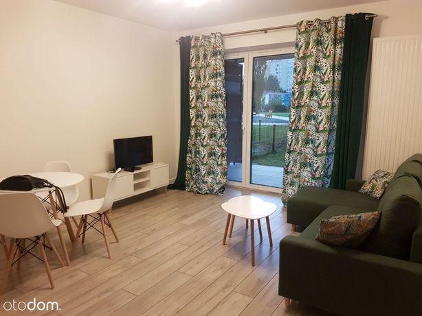 Apartamenty Jagielońskie 45m2,garaż,taras zielony