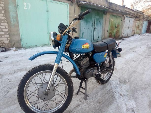 Мотоцикл Минск...