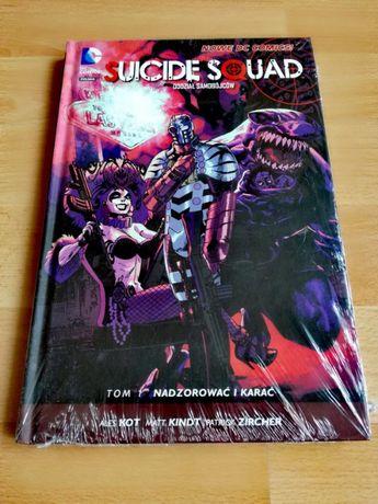 Nowe DC Comics! - Suicide Squad - Tom 1 - Nadzorować i karać
