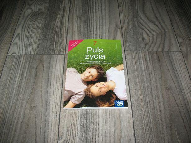 Puls życia. Podręcznik do biologii dla kl. 7 SP nowa edycja (KSIĄŻKA)