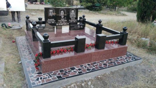 Изготовление памятников из гранита и мрамора в Севастополе