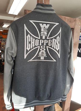 Harley Davidson, West Coast Chopper - stylowa kurtka oryginał