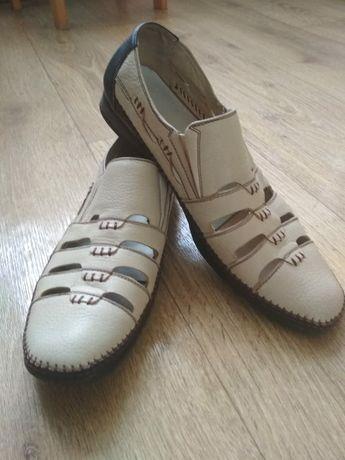 Шкіряні туфлі Clemento