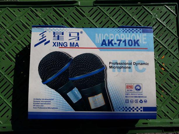 Микрофоны со шнурами
