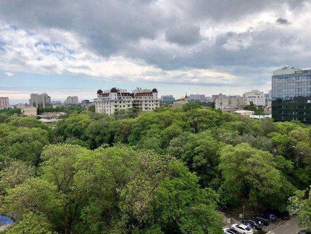 Двухкомнатная квартира с видом на сквер! Центр города! ODS