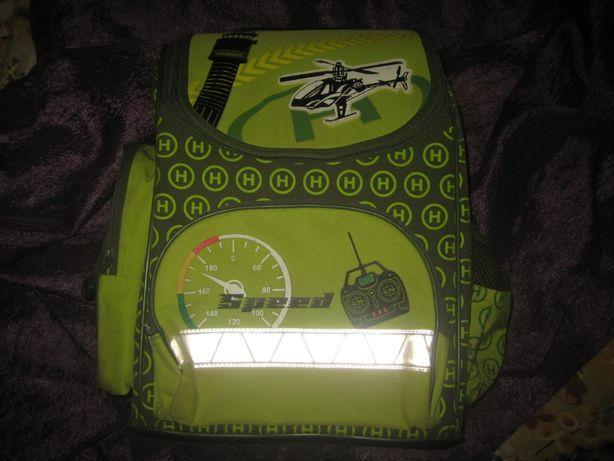 Школьный рюкзак c ортопедической спинкой, б/у