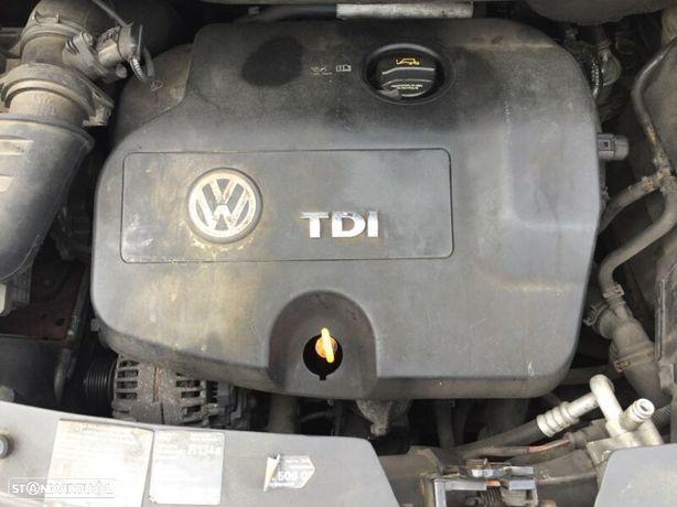 Motor Volkswagen Sharan 2.0Tdi 140cv BRT Caixa de Velocidades Arranque compressor Arcondicionado