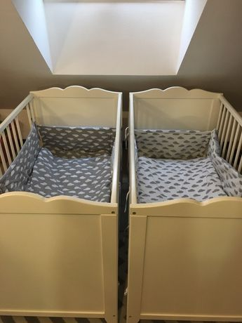 Łóżeczka Ikea