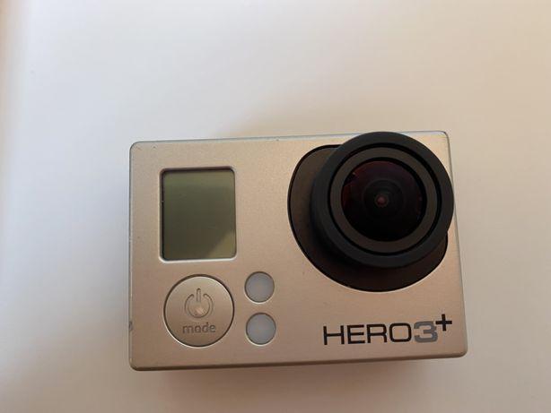 GoPro Hero 3+ e selfie stick