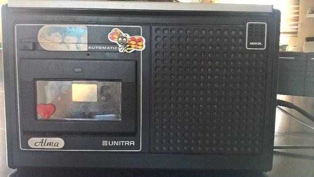magnetofon kasetowy unitra