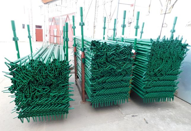 Rusztowanie klinowe choinkowe 150m2 od ręki transport gratis
