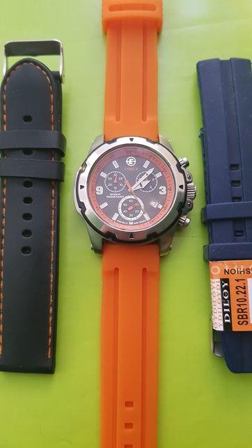 Timex zegarek plus paski.