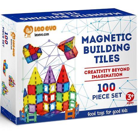 Магнитный конструктор Leo 100 деталей - супер подарок !!!