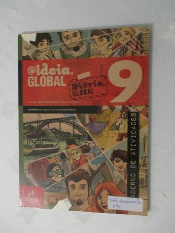 Manual Geografia 9º Ano - Aldeia Global