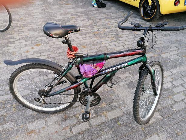 Rower górski 26 osprzęt shimano stan bardzo dobry