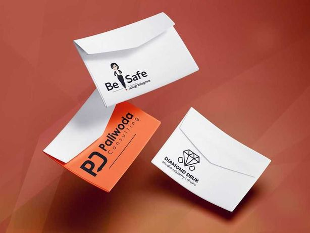 Projekt logo, ulotki reklamowe, wizytówki. Tanio!