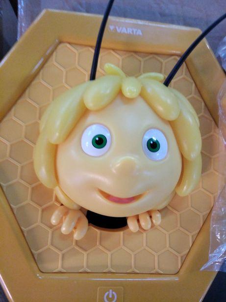 NOWA Lampka nocna pszczółka Maja