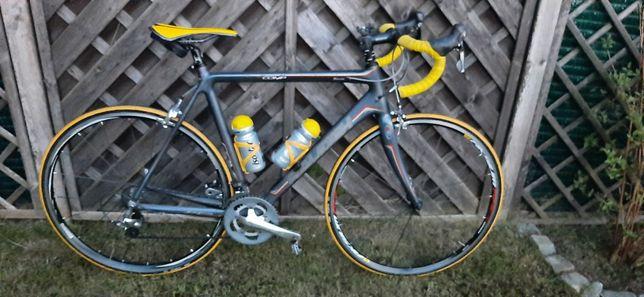 Raligh Comp rower szosa carbon Shimano 105 kolarka kolarzówka
