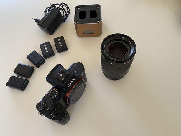 A7s II + Lente Sony 24-70mm