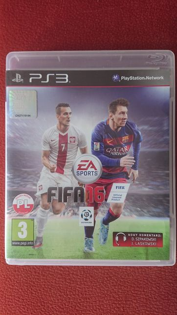Gra FIFA 16 PS3