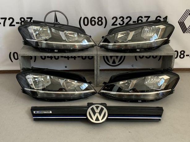 Фара Галоген LED Левая Правая VW Golf VII Фольксваген Гольф 7 2012>