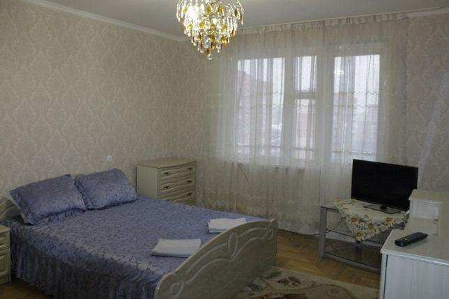 оренда 3-х кімнатної квартири посуточно (документи надаються)