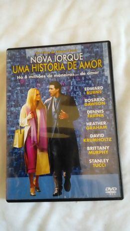 Filme original Nova Iorque Uma história de amor 1€