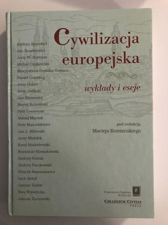 Cywilizacja europejska wykłady i eseje