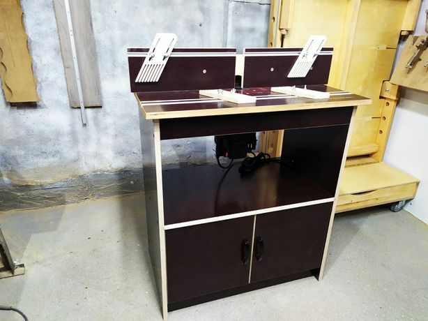 Фрезерный стол, стол для ручного фрезера, фрезерный станок, фрезер