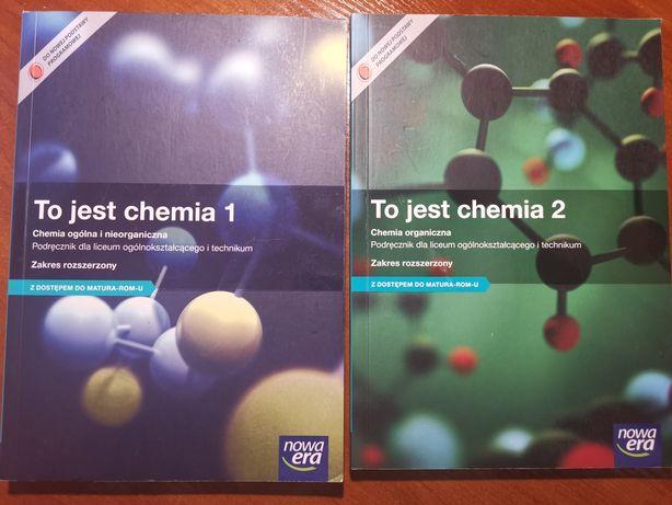 To jest chemia 1 to jest chemia 2 nowa era