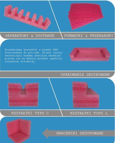 Opakowania Anty-statyczne - Ticol Packaging Systems